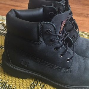 Gently used Timberland Boot
